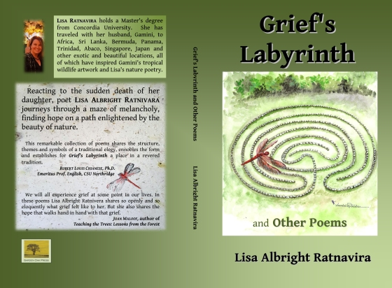 Grief's Labyrinth COVER 5