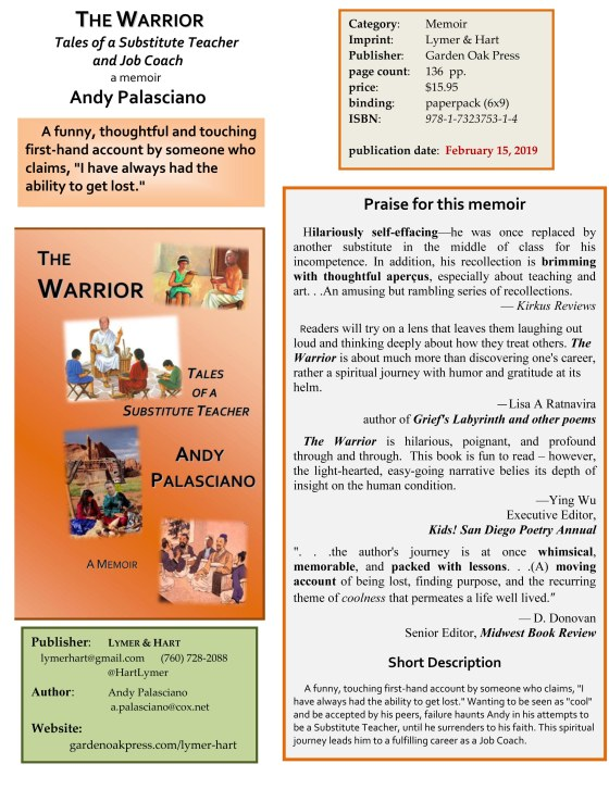 Fact Sheet The Warrior