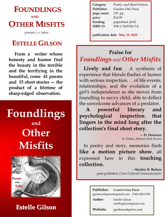 Fact Sheet Foundlings and Other Misfits