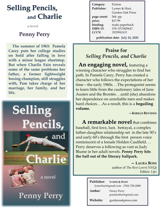 Fact Sheet Selling Pencils and Charlie