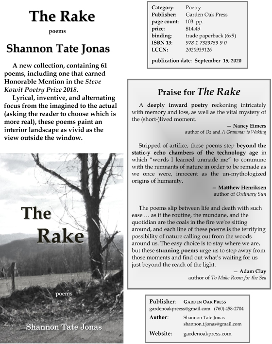 Fact Sheet The Rake